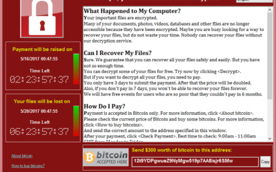 WannaCry Ransomware Hits Over 150 Countries