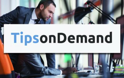 Introducing TipsonDemand